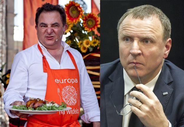 """Makłowicz przechodzi do TVN-u! """"Cieszę się, że będę mógł robić rzeczy podobne do tych z TVP"""""""