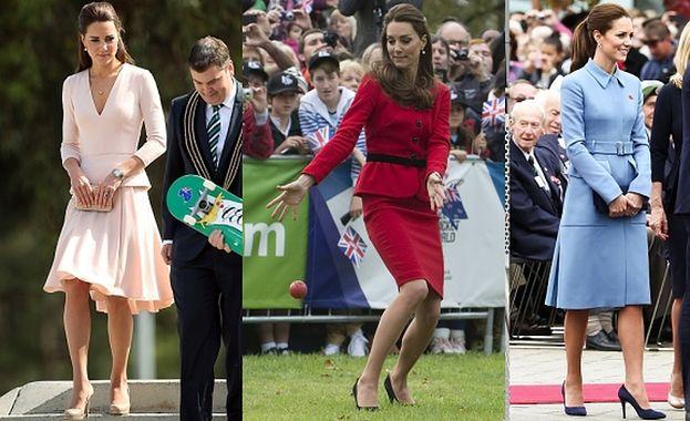 Stroje Kate z Australii i Nowej Zelandii kosztowały ĆWIERĆ MILIONA!