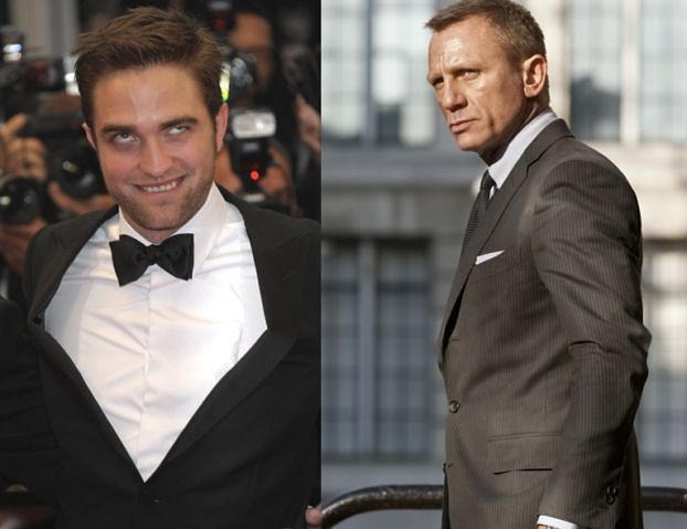 """""""Chciałbym zagrać Jamesa Bonda!"""""""