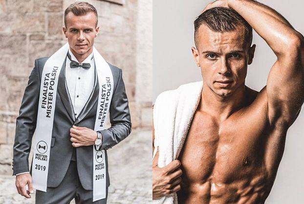"""Mister Polski 2019. Daniel Borzewski nowym """"najprzystojniejszym mężczyzną w kraju"""" (ZDJĘCIA)"""