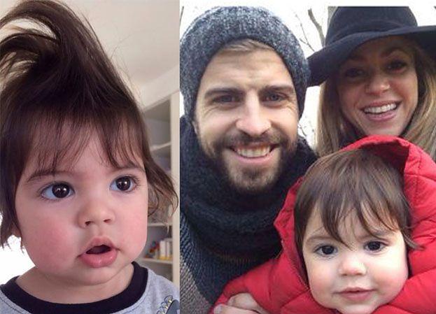 Shakira chwali się synkiem!