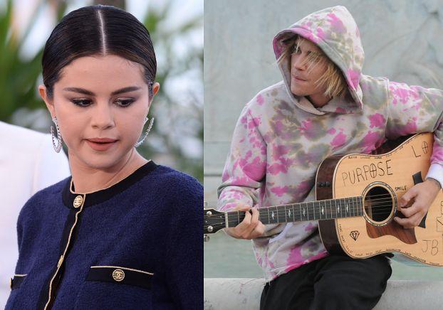 Selena Gomez skasowała post, który opublikowała dla Biebera!