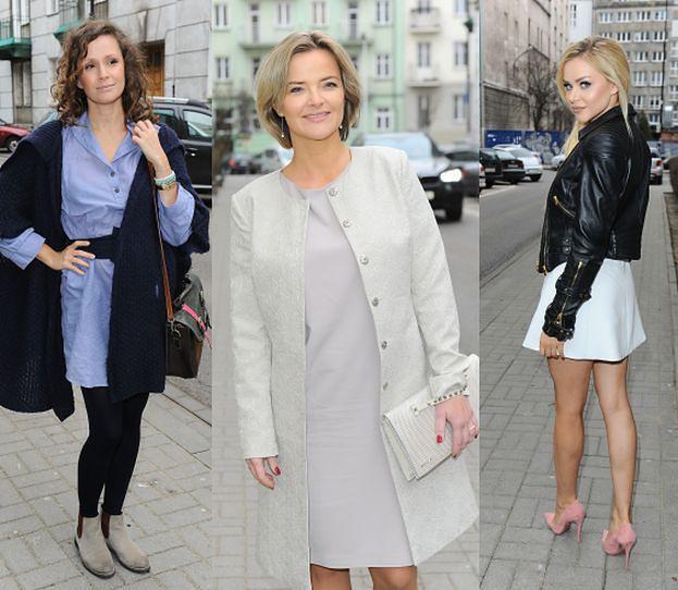 Zamachowska, Mrozowska i Ciupa na promocji biżuterii (ZDJĘCIA)