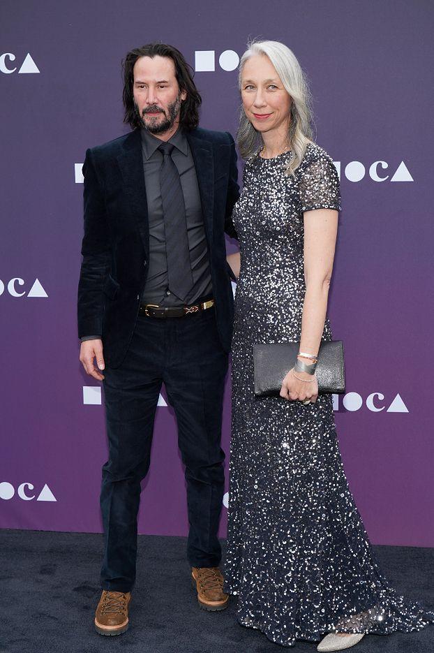 """Keanu Reeves jest zakochany po uszy w Alexandrze Grant: """"Chce OTWARCIE dzielić z nią swoje życie"""""""