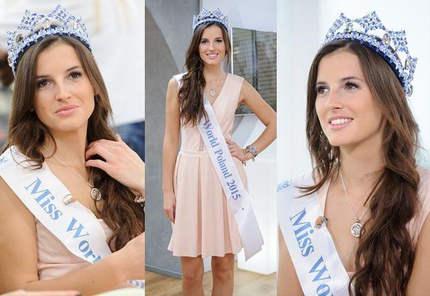 """Miss World Poland w """"Dzień Dobry TVN"""" (ZDJĘCIA)"""