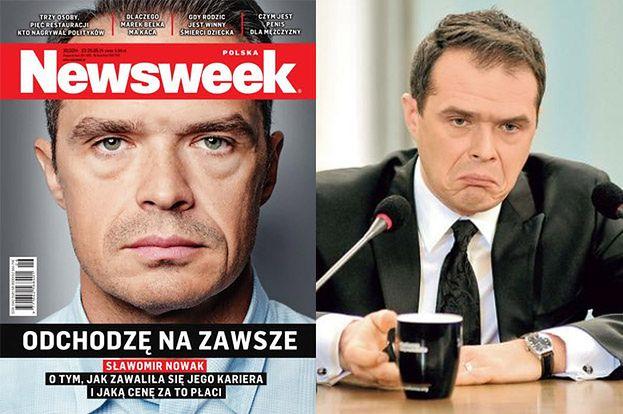 """Nowak: """"NIE PRZEPRASZAM. Zrujnowano mi życie!"""""""
