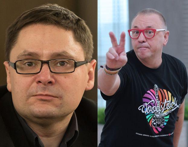"""Owsiak do Terlikowskiego: """"To, co pan pisze, jest podłe! Uważam Pana za bardzo złego człowieka"""""""