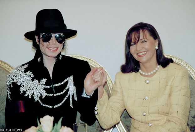 """Kwaśniewska o Jacksonie: """"NIE WIERZĘ W OSKARŻENIA O MOLESTOWANIE. Dzieci były dla niego najważniejsze"""""""