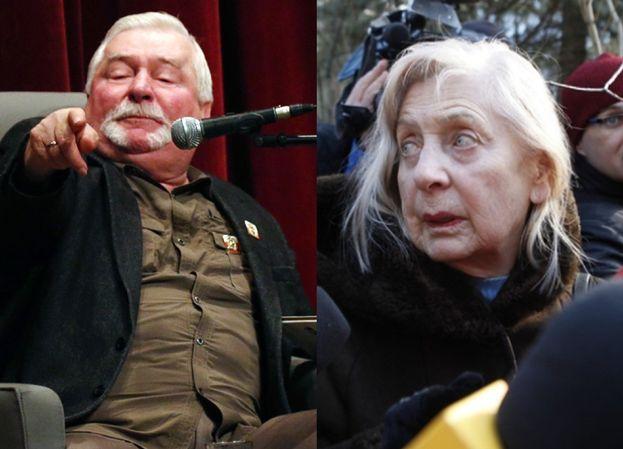 """Maria Kiszczak odpowiada Wałęsie i mówi o agencie """"Bolku"""": """"Mój mąż mnie nie okłamywał! To wszystko jest prawdą"""""""
