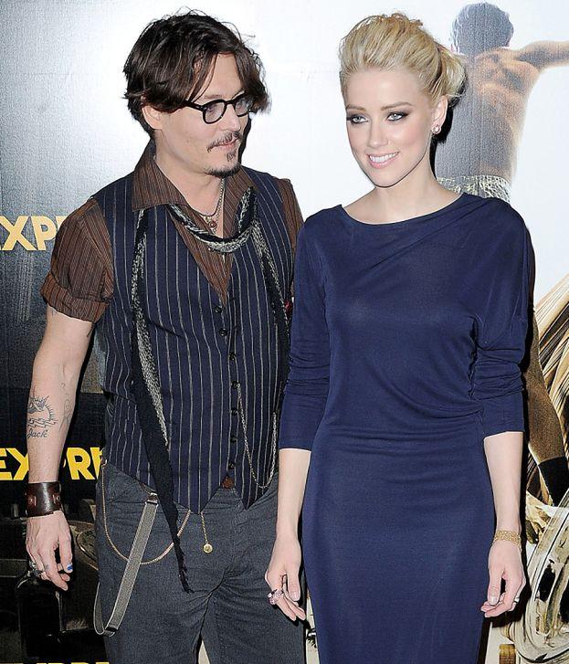 Depp zamierza OŻENIĆ SIĘ z Amber?!