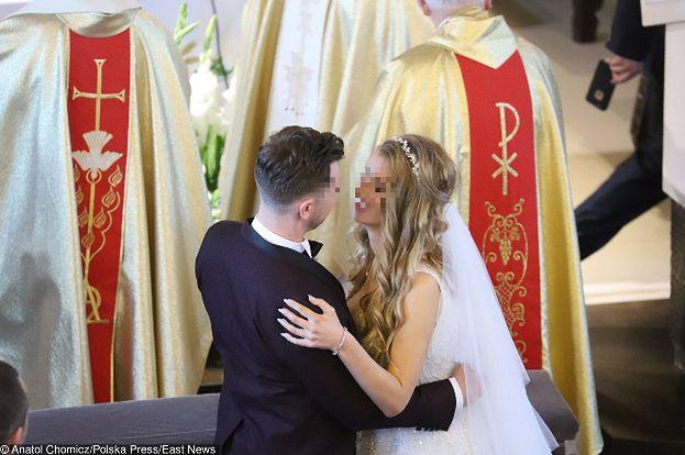 """Syn Zenka Martyniuka wspomina początki znajomości z żoną. """"Ewelina się tego wstydziła"""""""