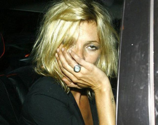 Kate Moss pobiła swojego chłopaka?!