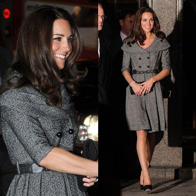 Kate Middleton w sukience za... 150 funtów! Piękna?