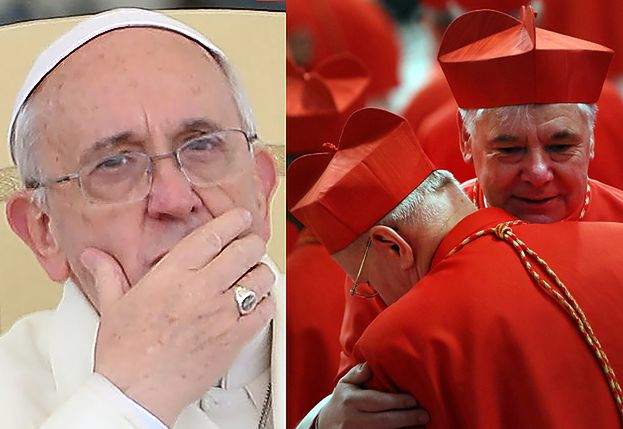 Kolejna kompromitacja w Watykanie: Bliski współpracownik Papieża urządzał... GEJOWSKIE ORGIE pod wpływem kokainy!