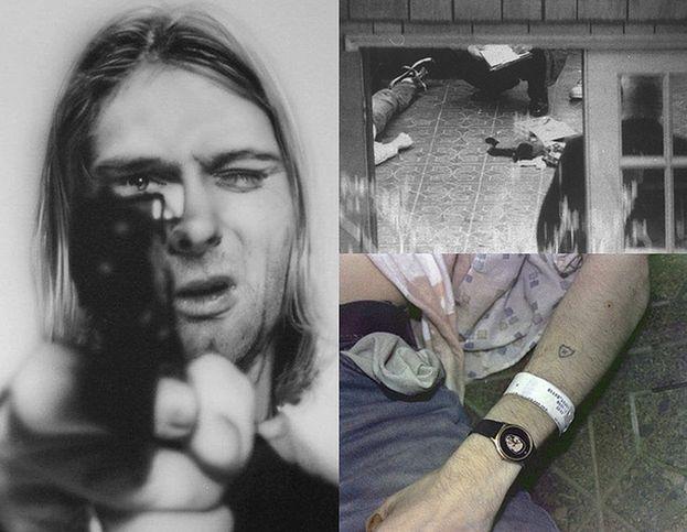 Córka i żona Kurta Cobaina nie chcą, by policja ujawniała zdjęcia z miejsca jego śmierci!