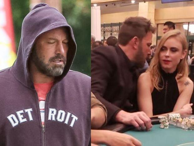 """Ben Affleck wyciągnął wnioski po alkoholowej """"wpadce"""" w kasynie. """"WALCZY KAŻDEGO DNIA"""""""