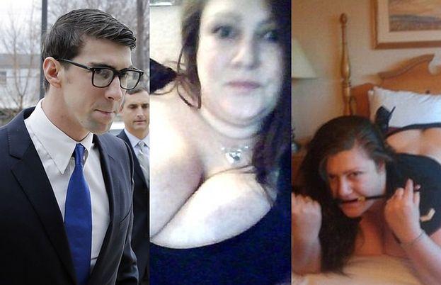 """Kochanka Michaela Phelpsa: """"Lubił uprawiać seks w damskiej bieliźnie!"""""""