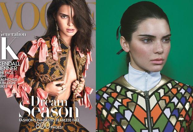 "Kendall Jenner na okładce ""Vogue'a""!"