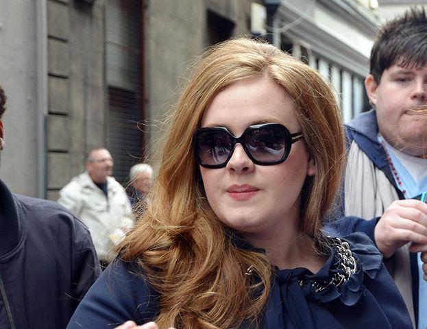 """Adele: """"Przed 30-tką chcę mieć trzech synów"""""""