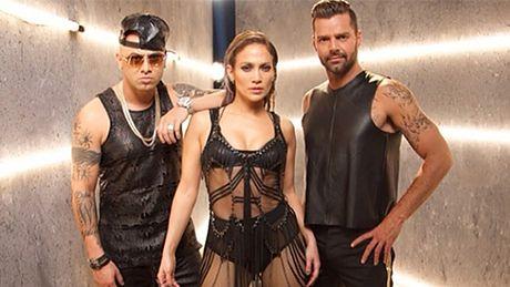 Jennifer Lopez i Ricky Martin nagrali singiel!