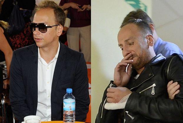 Panika w show biznesie... Dariusz K. zacznie sypać?