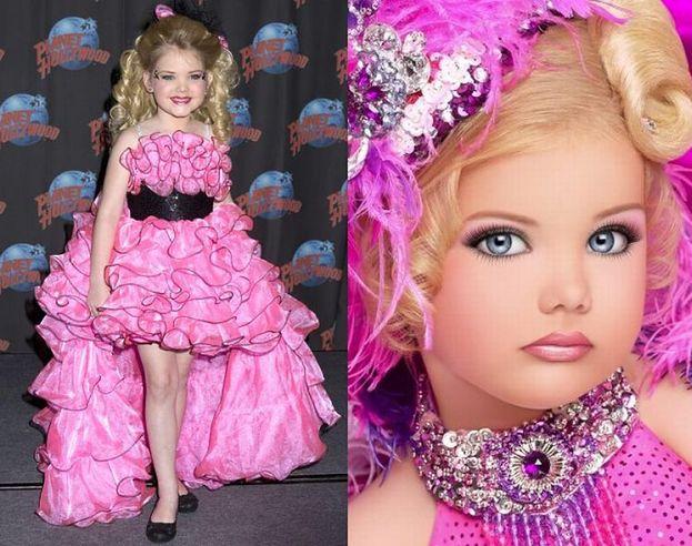 """Gwiazdka """"Toddlers & Tiaras"""" dostała własne reality show!"""