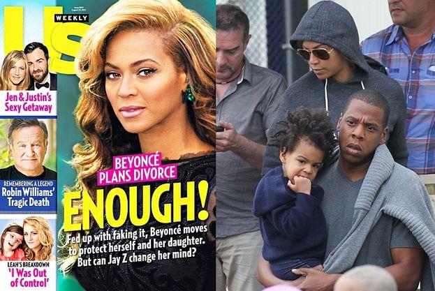 Beyonce zatrudniła prawników rozwodowych!