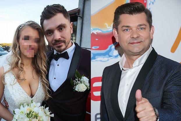 """Daniel Martyniuk spędził rocznicę ślubu z Eweliną? Zenek Martyniuk uspokaja: """"Jest dobrze. Dogadują się"""""""