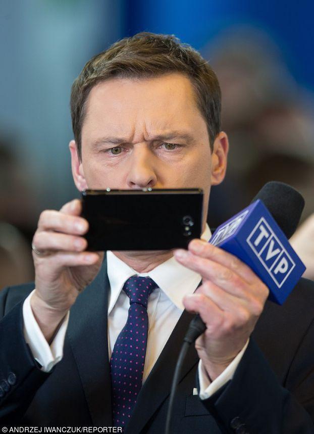 """W trakcie Telekamer ktoś krzyknął do Ziemca: """"Kłamca!"""""""