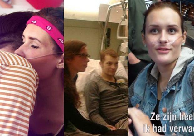 """Holenderska telewizja publiczna (!) produkuje show o śmiertelnie chorych. """"Każdy sezon jest unikalnie piękny"""""""