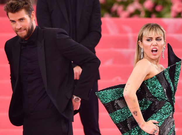 """Miley Cyrus nie zamierza rozwieść się z Liamem? """"Potrzebowali przerwy, ale ich związek nie jest zakończony na dobre"""""""