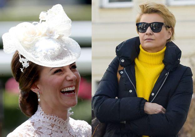 """Kożuchowska jednak nie spotka się z Kate i Williamem? """"Nie dostałam zaproszenia"""""""