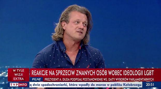 """Jarosław Jakimowicz też stracił pracę przez wypowiedzi o LGBT? """"Miałem umówioną taksówkę, która wiezie mnie na plan"""""""