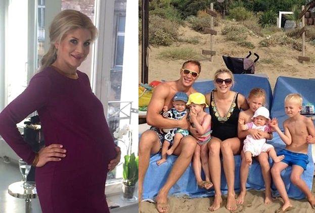 Łukomska-Pyżalska urodziła szóste dziecko!
