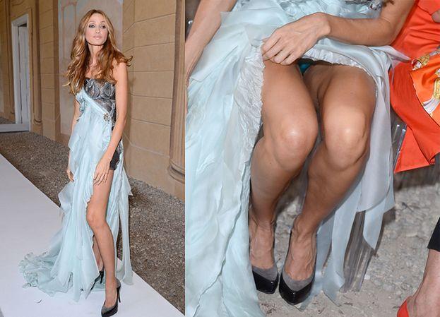 Kate Rozz pokazała majtki… (ZDJĘCIA)