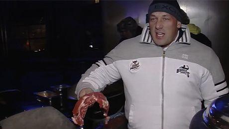 """""""Stek jest dla hardkorów, nie ma lipy!"""""""