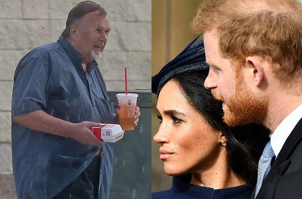 """Thomas Markle pokazał zdjęcie z pierwszego ślubu córki. """"Cały czas próbuję z nią porozmawiać, ale razem z Harrym postawili ścianę milczenia"""""""