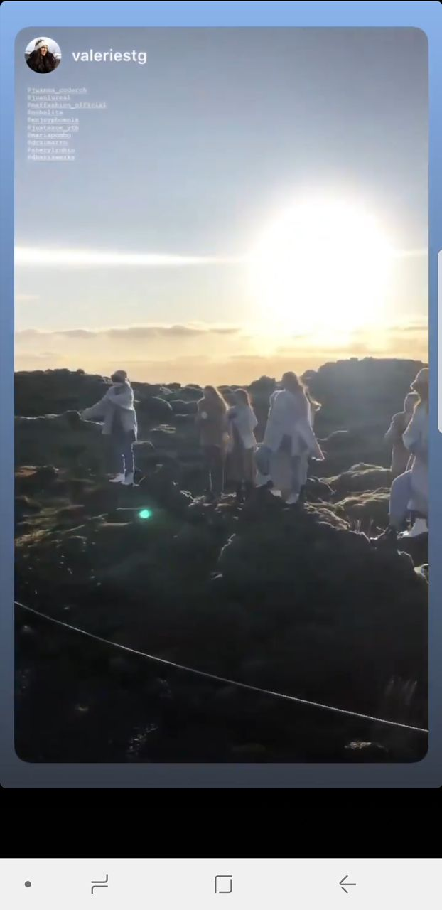 Maffashion niszczy islandzki mech na potrzeby kampanii reklamowej (FOTO)