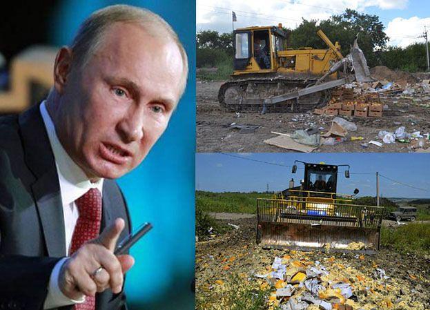 """Ambasada Rosji: """"Polska żywność przydałaby się tu, gdzie WIELE DZIECI NIE DOJADA"""""""