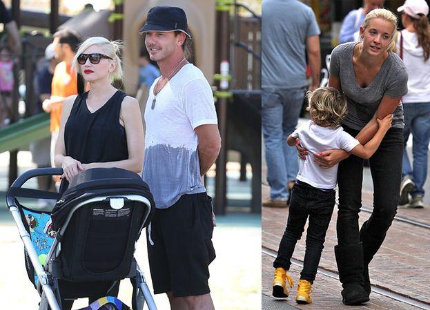 Mąż Gwen Stefani zapłacił kochance MILION za milczenie!