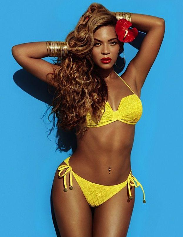 Beyonce POKAZUJE CIAŁO w bikini!