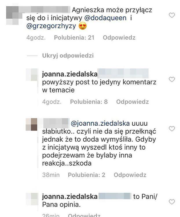 """Chylińska nie wystąpi na koncercie z inicjatywy Dody? """"Zmienianie świata zaczyna się od siebie"""""""