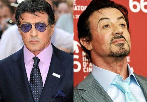 Sylvester Stallone został oskarżony o zmuszenie 16-latki do trójkąta!