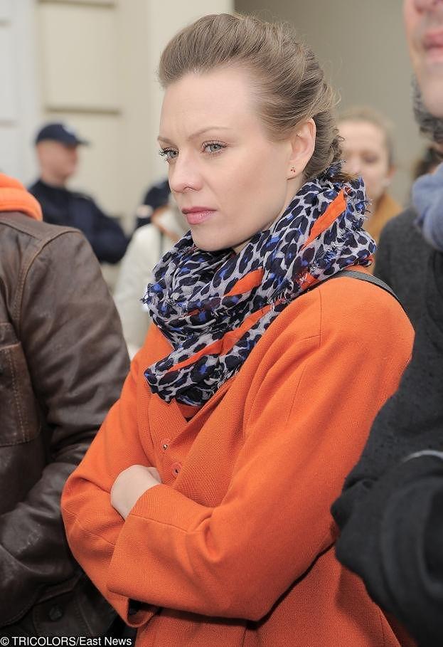 """Fanka złości się na Boczarską za popieranie Czarnego Protestu: """"Usunęłaby pani ciążę?"""""""