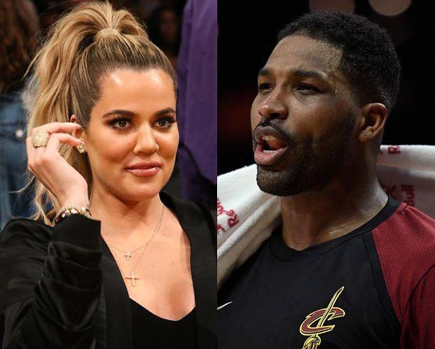 """Łaskawa Khloe Kardashian broni niewiernego ojca swojej córki: """"Wszyscy popełniamy błędy, JESTEŚMY TYLKO LUDŹMI"""""""