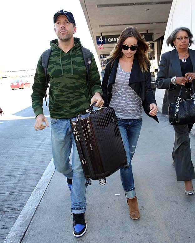Olivia Wilde i Jason Sudeikis zostaną rodzicami!