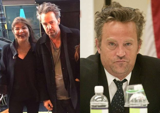 """Matthew Perry z """"Przyjaciół"""" znów ma problemy z alkoholem. Spał na ulicy z bezdomnymi!"""