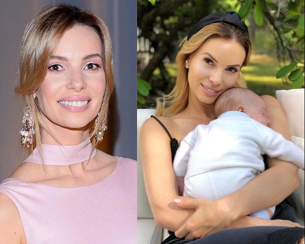"""Dumna Izabela Janachowska chwali się wspólnym zdjęciem Z SYNKIEM: """"Już od 10 tygodni jestem mamą"""""""