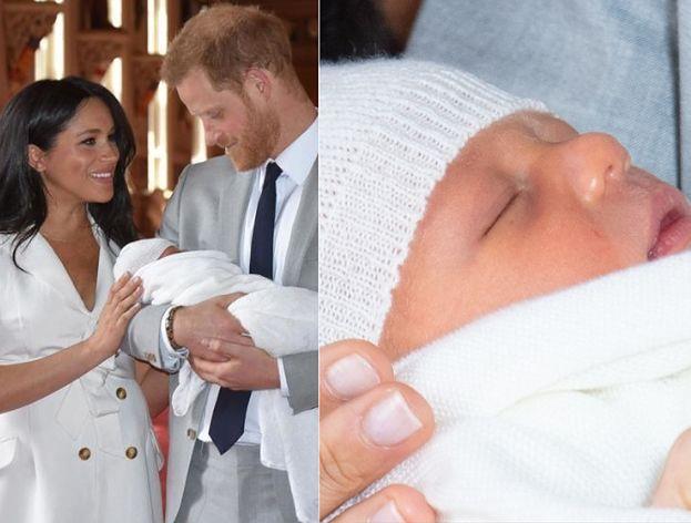 """Meghan Markle i książę Harry zabierają syna do Afryki: """"To będzie ich pierwsza oficjalna podróż jako rodzina"""""""