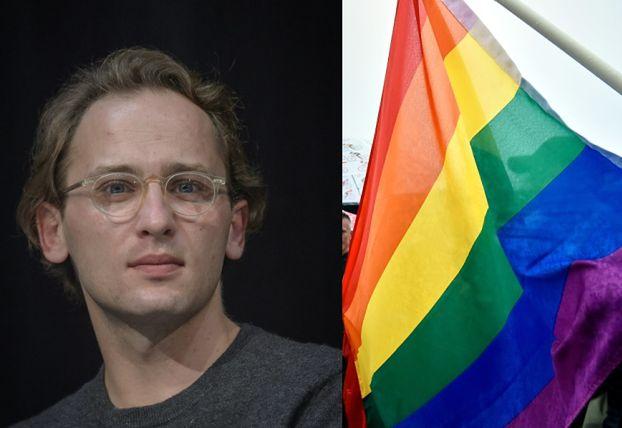 """Nowy coming out w show biznesie: aktor z """"Hotelu 52"""" wyznał, że jest gejem. """"Nie mam zamiaru tatuować sobie tego na czole"""""""